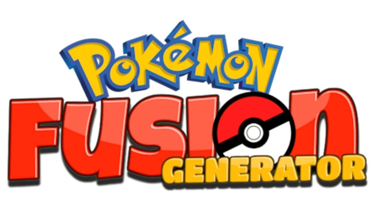 what the hell have i created pokemon fusion generator youtube rh youtube com pokemon logo font generator online pokemon logo text generator