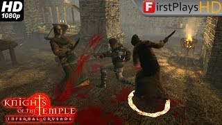 Knights of the Temple: Infernal Crusade - PC Gameplay 1080p