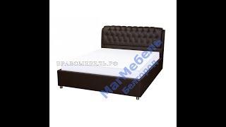 Кровать с подъмным механизмом 1.6 м Барселона Браво Мебель