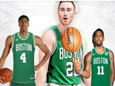 official photos 94439 91250 Anthony Davis being traded to Celtics? after Kyrie Irving & Isaiah Thomas  trade Celtics not done yet