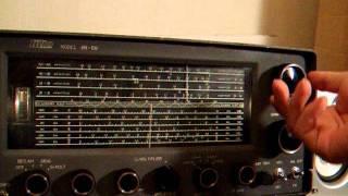 9R-59 listen to local radio broadcast