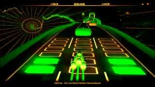 Daft Punk - Get Lucky (Radio Edit) [Audiosurf]