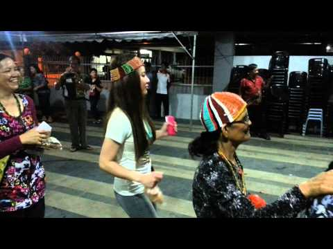 Kelabit Long  Dance Travel Video