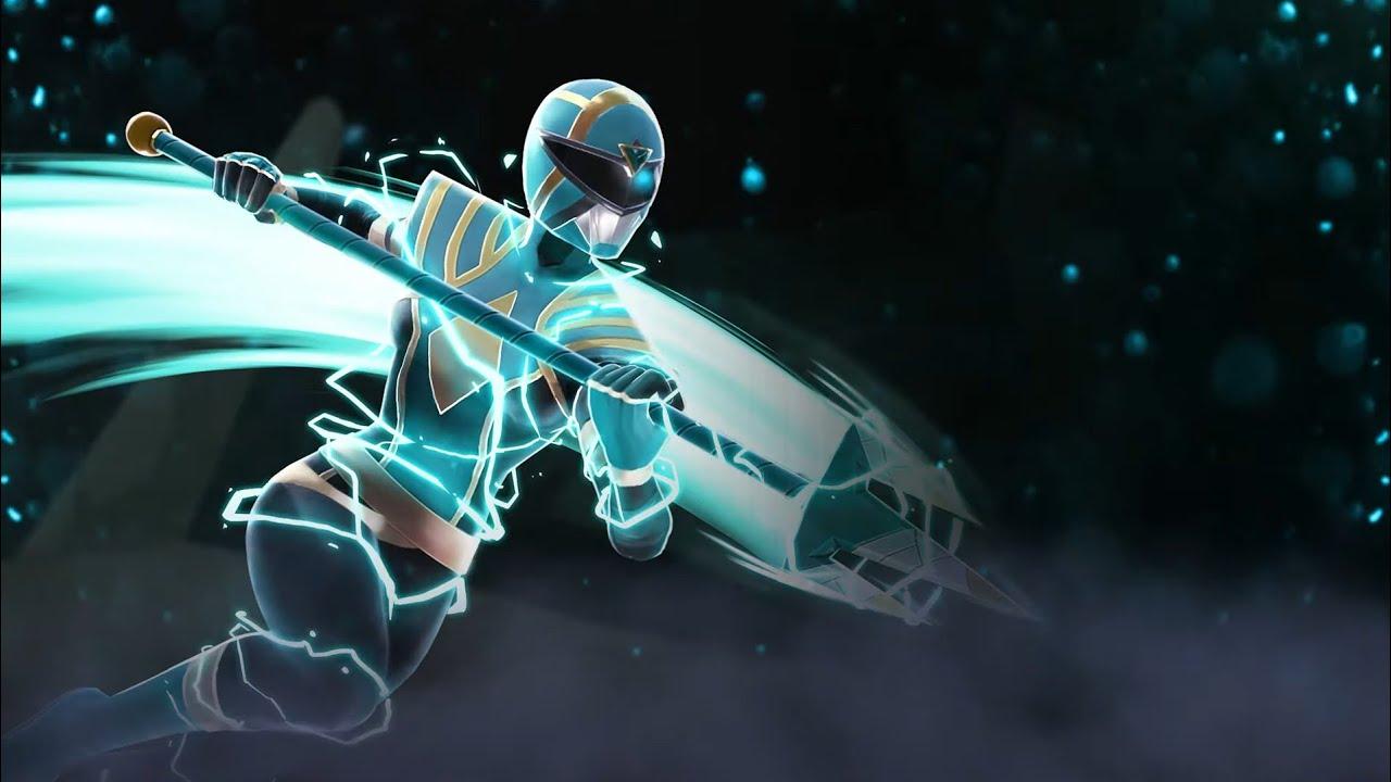 Power Rangers: Legacy Wars - Mighty Morphin Ômega Ranger Azul Kiya (Gameplay & Opinião)