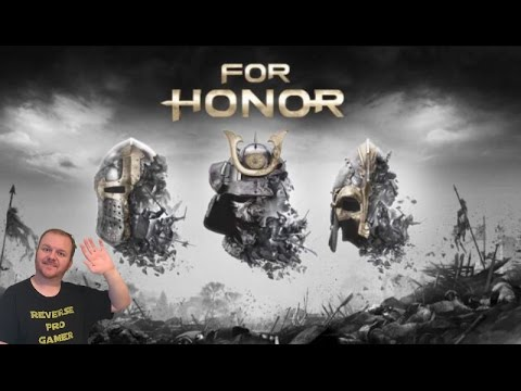 Today I'm Playing For Honor Beta On PS4