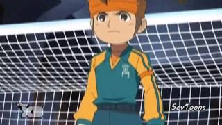 inazuma eleven 13 de finale tegen Royal Academy tweede helft 1/2