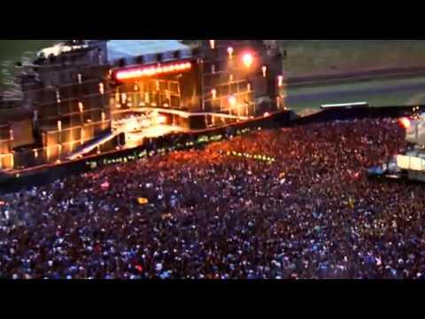 AC/DC - Thunderstruck (Live At Donington) HD
