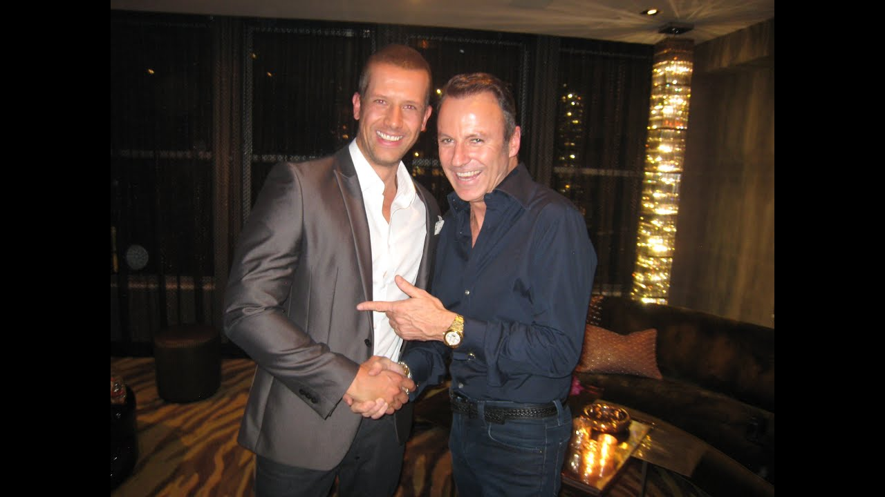 Colin Cowie Colin Cowie Entertains In His New York Penthouse Youtube