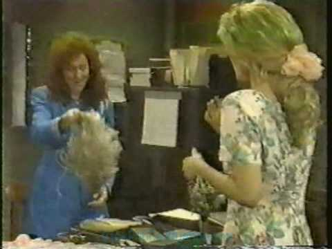 One Life To Live-Dorian Exposes Angela & They Fight 1993