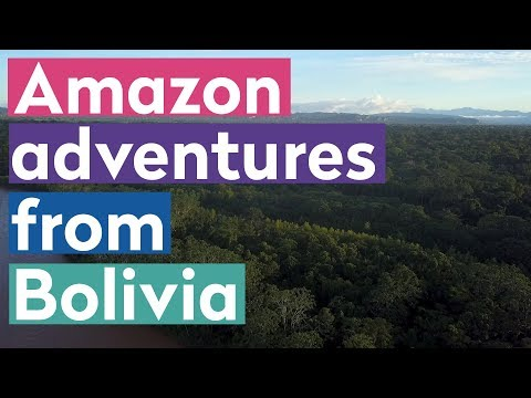 Amazon Adventures | Bolivia | South America travel blog
