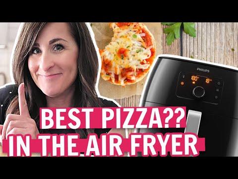 Air Fryer Pizza: Which is the Best? Frozen, Pillsbury or Fresh?