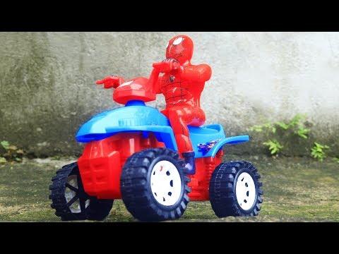 Xe đồ chơi, xe bus, xe đạp, xe tải đồ chơi cho trẻ em BB Kids Toys AZ679
