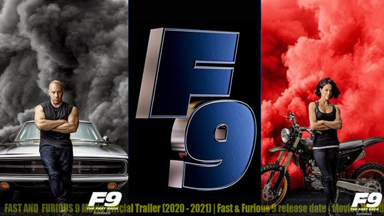 FAST AND FURIOUS 9 - Movie Official Trailer 2021   Movies ...