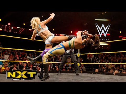 Bayley vs. Charlotte: WWE NXT, August 5, 2015
