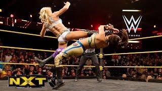Bayley vs. Charlotte: WWE NXT, August 5, 2015