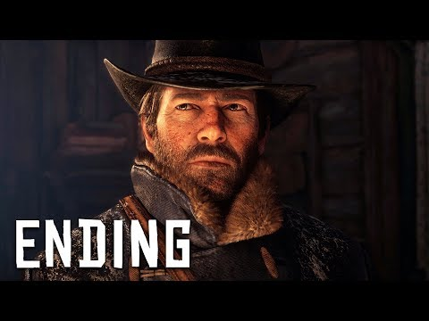 Red Dead Redemption 2 Gameplay Walkthrough, Ending Part 19!! (RDR 2 PS4 Ending Gameplay) thumbnail