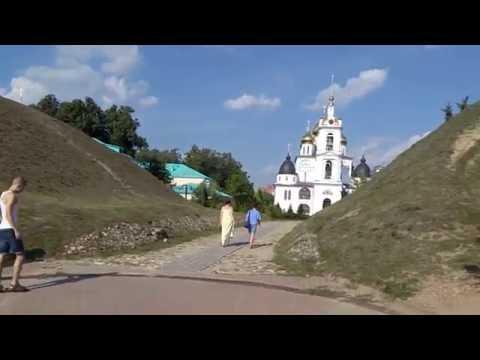 . Дмитров. Поездка по экскурсионному городу (Московская область)