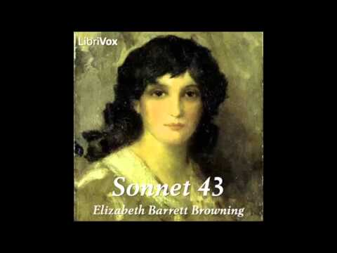 elizabeth barrett browning - sonnet 43 essays Analysis of sonnet 43 elizabeth barrett browning wrote sonnet 43 during the prime of the victorian period, which lasted the duration of queen victoria's throne between 1832 and 1901 like some of the works during the victorian period, sonnet 43 was a reflective piece about the love of her life, robert browning.