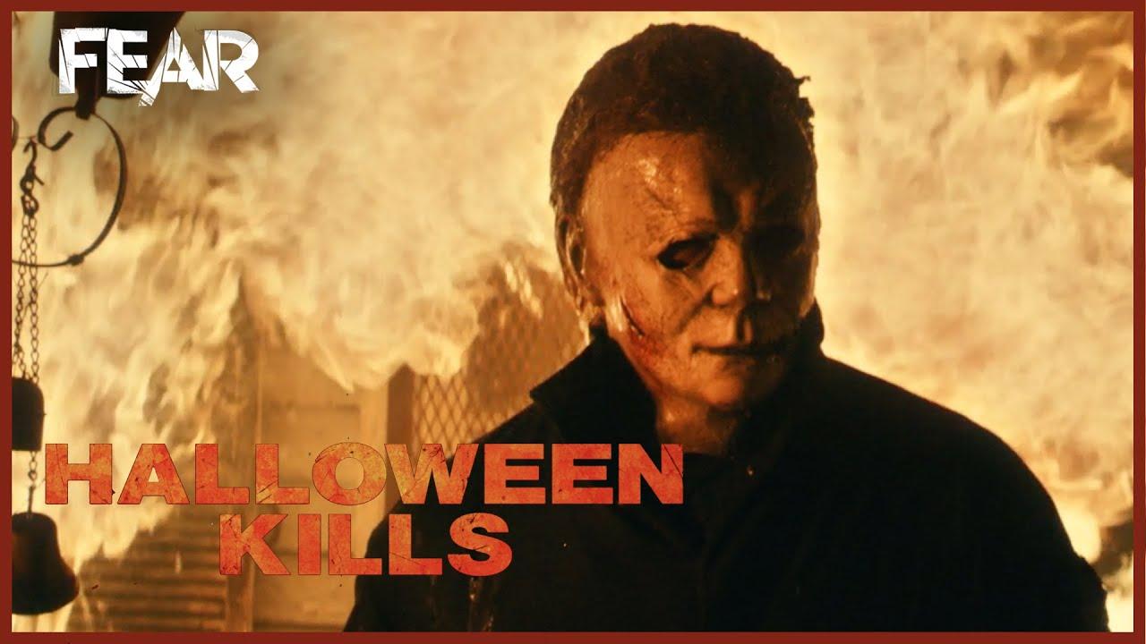 Halloween Kills   Trailer   Fear