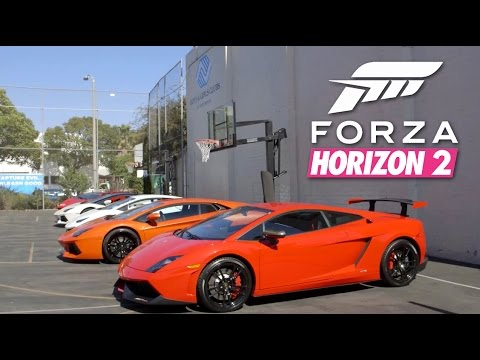 Forza Horizon 2 - Launch Event Trailer