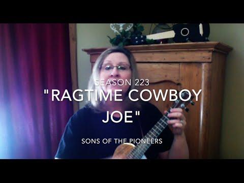 Ragtime Cowboy Joe   Sons Of The Pioneers