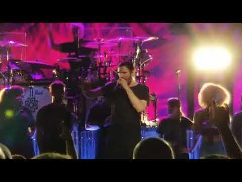 Breaking Benjamin - PSYCHO (1st Performance) & The Diary Of Jane (Live @ MMW, Nashville 5/7/2018)
