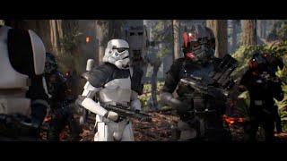 Star Wars  Battlefront II Galaktyczny Szturm Gameplay  (bez komentarza)