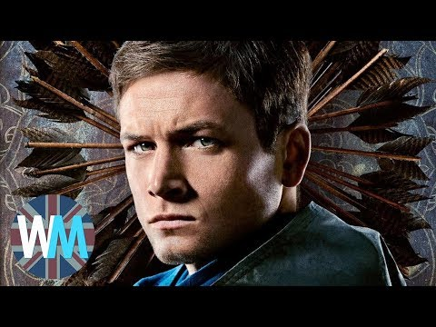 Top 5 Things You Didn't Know About Taron Egerton