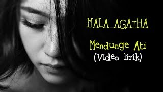Lagu terbaru banyuwangi - Mendunge Ati (lirik video)