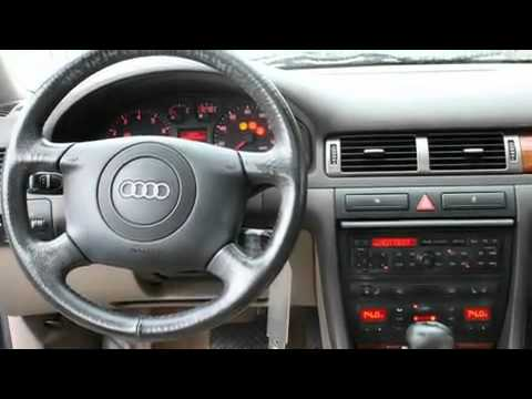 Audi Of Bellevue >> 1998 Audi A6 Bellevue WA 98004 - YouTube