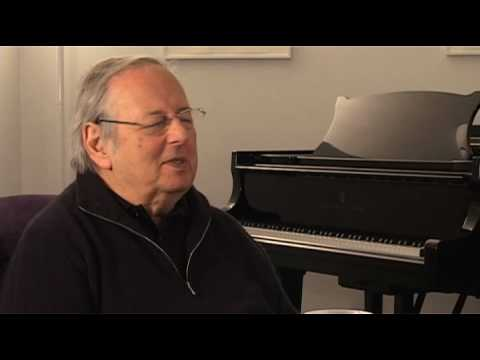 Andre Previn in conversation