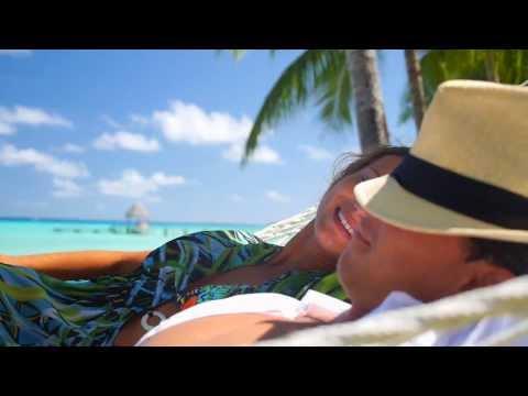 Hotel Kia Ora Resort & Spa In Rangiroa-Official Video