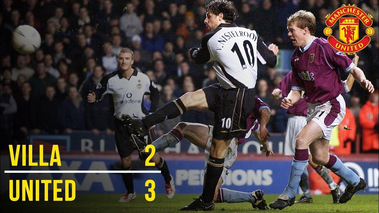 Aston Villa 2 3 Manchester United 2002 Fa Cup Classic