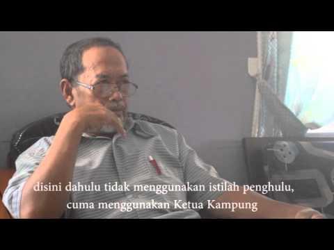 Sejarah Kampung Tanjung Bundong, Kota Samarahan, Sarawak