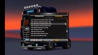 ETS2 European radio streams mod.mp4