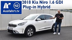 2018 Kia Niro 1.6 GDI Plug-in Hybrid Vision  - Kaufberatung, Test, Review