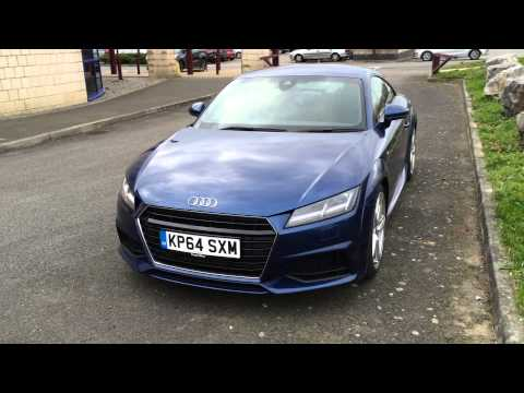 Audi TT Review - Exchange and Mart