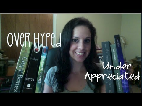 Over-Hyped & Under Appreciated Books w/ Melissa Mp3