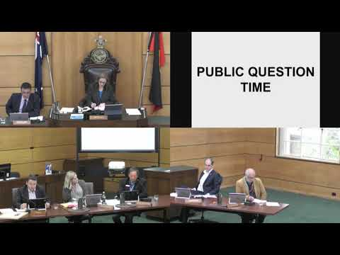 City of Port Phillip Council Meeting 21 November 2018