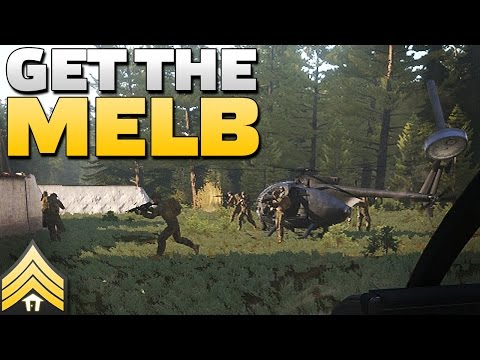 Get the MELB - Arma 3 MH-6 Transport