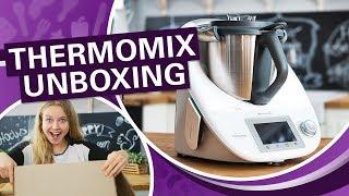 UNBOXING: Vorstellung und Erklärung des Thermomix - was kann er alles?