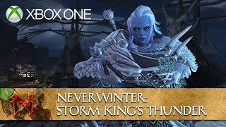 Neverwinter: Storm King's Thunder - Official Xbox One Launch Trailer