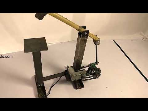 Download Automated Portable Hammering Machine