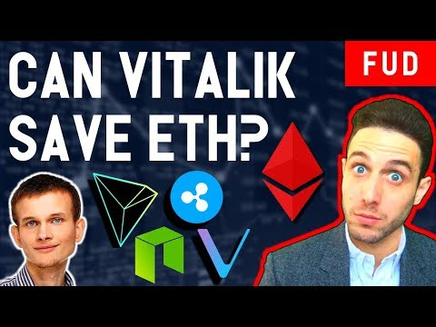 CAN CASPER SAVE ETHEREUM? NEO FORK? RIPPLE XRP ON BITTREX? VeChain, Bitcoin & Crypto News!