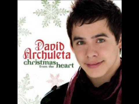 David Archuleta  The First Noel  Christmas From the Heart