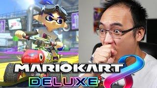 NOUVEAU PERSONNAGE !   Mario Kart 8 Deluxe
