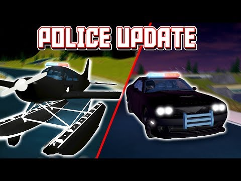 How Put A Polica Light In Vehicle Simulator Roblox