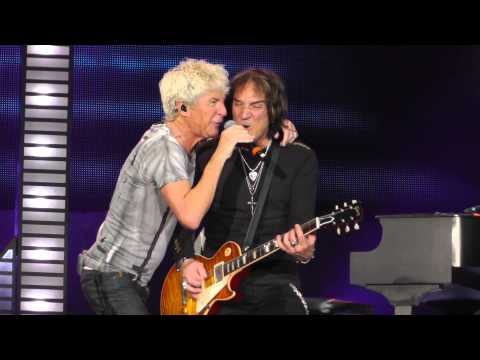 REO Speedwagon 4-24-2013: 10 - Roll With the Changes - Glens Falls, NY