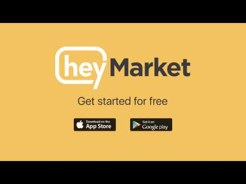 Heymarket for Android