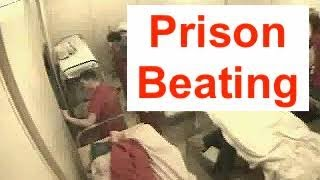 **WARNING GRAPHIC VIDEO**  Lafourche prison beating